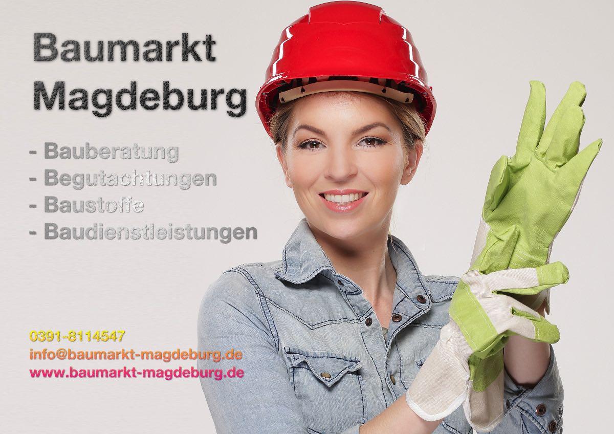 Baumarkt Magdeburg - Ihr professioneller Partner für alle Baumaßnahmen rund ums Haus